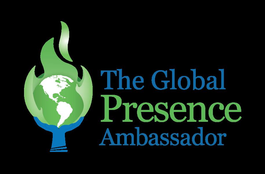 The Global Presence Ambassador Logo Final